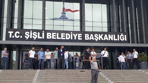 Şişli Belediyesi - Sputnik Türkiye