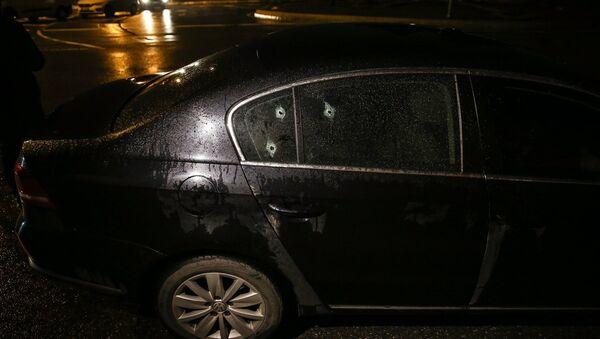 Alperen Ocakları İstanbul İl Başkanı'na silahlı saldırı - Sputnik Türkiye