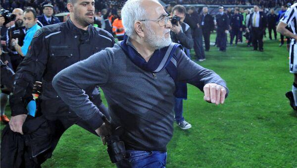 PAOK Başkanı Ivan Savvides - Sputnik Türkiye