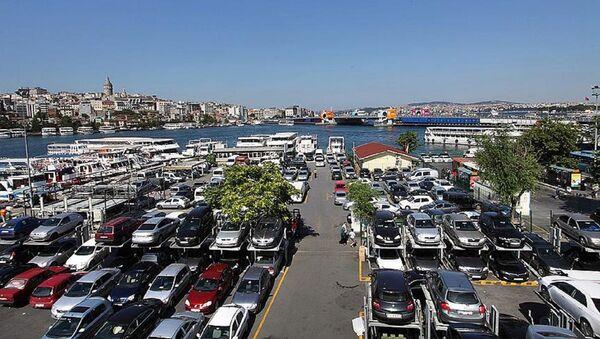 İstanbul, otopark - Sputnik Türkiye