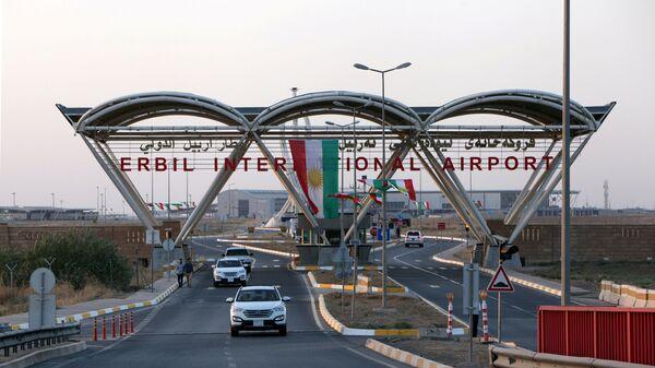 Erbil Havalimanı - Sputnik Türkiye