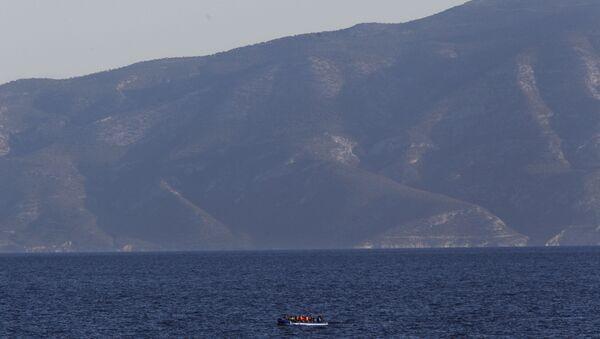 Ege-Eşek adası - Sputnik Türkiye
