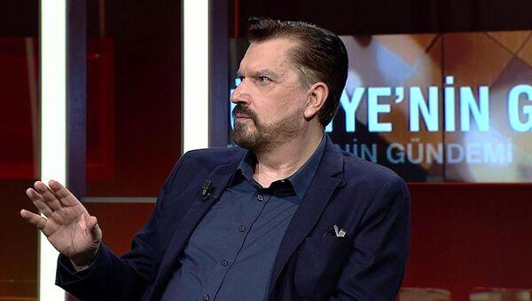 Hakan Bayrakçı - Sputnik Türkiye