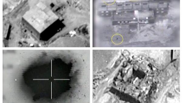 İsrail'in 2007'de Suriye'de yok ettiğini duyurduğu nükleer reaktör - Sputnik Türkiye