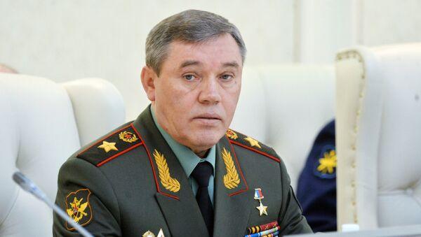 General of the Army Valery Gerasimov, Commander of the General Staff of the Russian Federation - Sputnik Türkiye