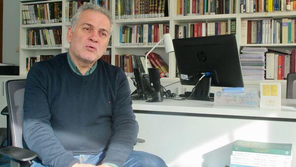 Mustafa Öztürk - Sputnik Türkiye