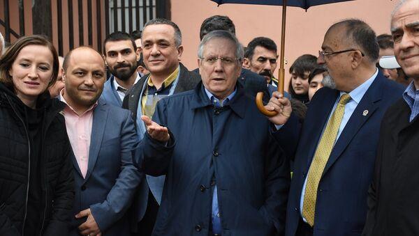 Fenerbahçe Spor Kulübü Başkanı Aziz Yıldırım - Sputnik Türkiye