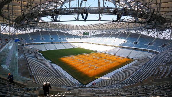 Volgograd Arena Stadyumu - Sputnik Türkiye