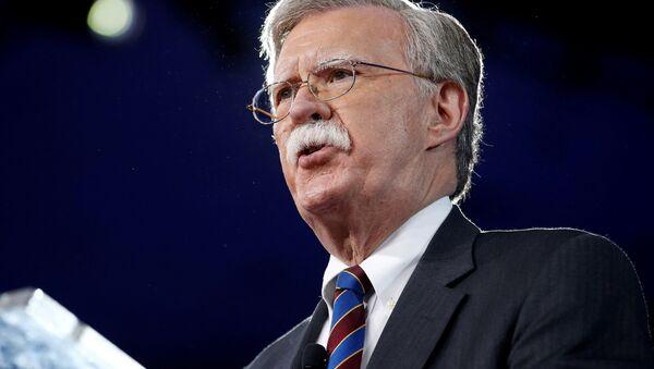 Former U.S. Ambassador to the United Nations John Bolton speaks at the Conservative Political Action Conference (CPAC) in Oxon Hill, Maryland, U.S. (File) - Sputnik Türkiye