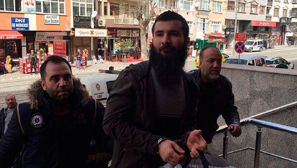 Kocaeli IŞİD operasyonu - Sputnik Türkiye