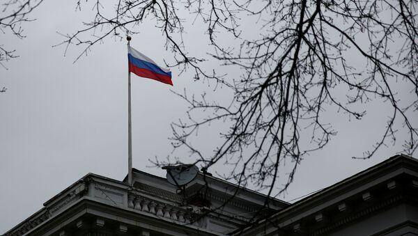 Rusya'nın ABD'nin Seattle kentindeki konsolosluğu - Sputnik Türkiye