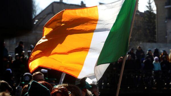İrlanda bayrağı - Sputnik Türkiye