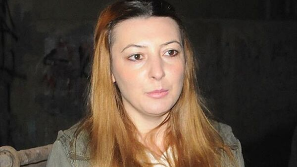 Leyla İmret - Sputnik Türkiye