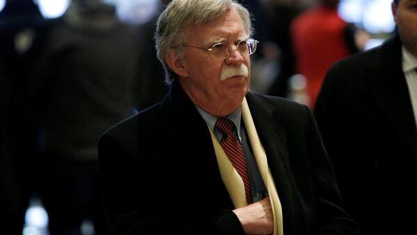 John Bolton - Sputnik Türkiye