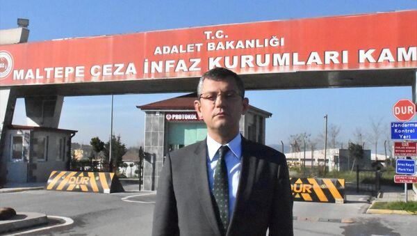 CHP Grup Başkan Vekili Özgür Özel - Sputnik Türkiye
