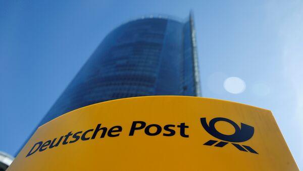 Alman Posta İdaresi'nin (Deutche Post) kişisel verileri sattığı iddia edildi - Sputnik Türkiye