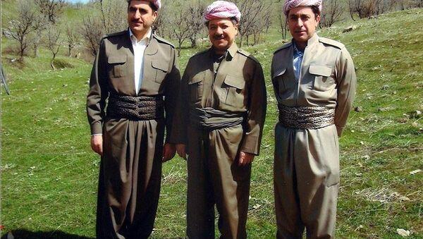 Neçirvan Barzani'nin ikiz kardeşi hayatını kaybetti - Sputnik Türkiye