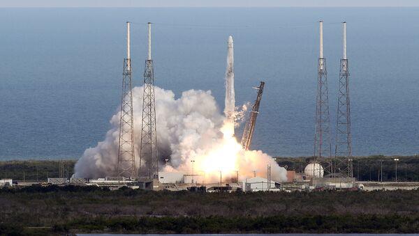 SpaceX kargo kapsülü uzaya fırlatıldı - Sputnik Türkiye