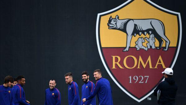 Roma futbol takımı - Sputnik Türkiye