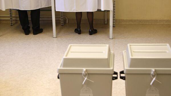 Macaristan'da seçim - Sputnik Türkiye