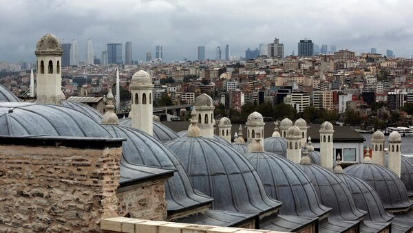 İstanbul, inşaat, konut - Sputnik Türkiye
