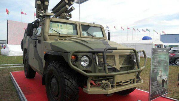 The Kornet-EM anti-tank missile system - Sputnik Türkiye