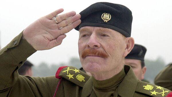Saddam Hüseyin'in sağ kolu İzzet İbrahim el Duri - Sputnik Türkiye