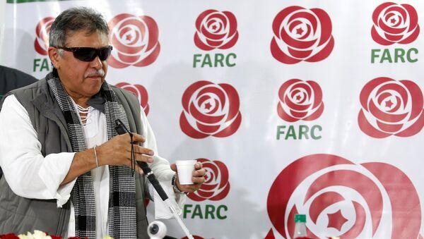 FARC yöneticisi Jesus Santrich - Sputnik Türkiye