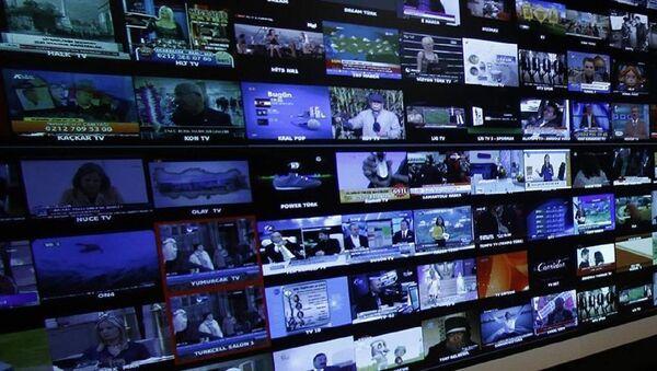 Televizyon, TV - Sputnik Türkiye