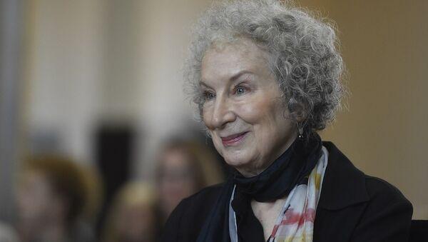 Margaret Atwood - Sputnik Türkiye