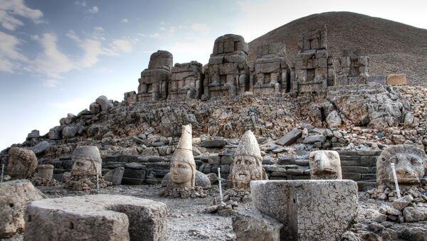 UNESCO Dünya Mirası Listesindeki anıtlar - Sputnik Türkiye