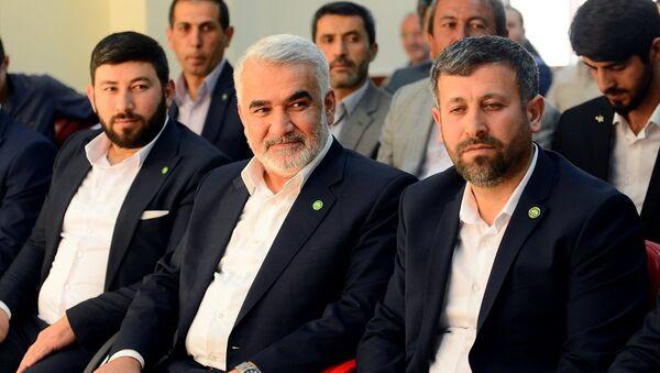 Hür Dava Partisi (HÜDA PAR) Genel Başkanı Zekeriya Yapıcıoğlu - Sputnik Türkiye