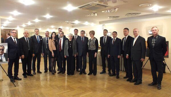 Rossotrudniçestvo ve Uluslararası Andrey Karlov Vakfı işbirliği memorandumunu imzaladı - Sputnik Türkiye