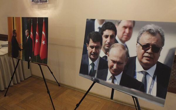 'Ölümsüzlüğe giden yol' sergisi - Sputnik Türkiye