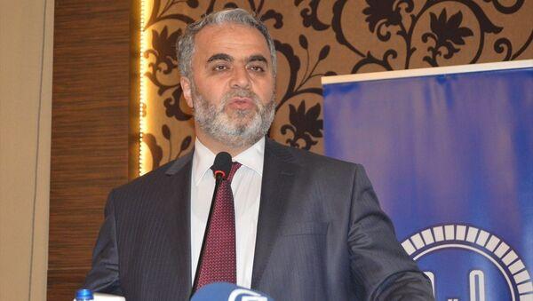 Diyanet İşleri Başkan Yardımcısı Burhan İşliyen - Sputnik Türkiye