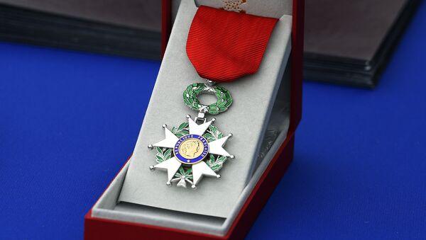 Legion d'honneur - Sputnik Türkiye