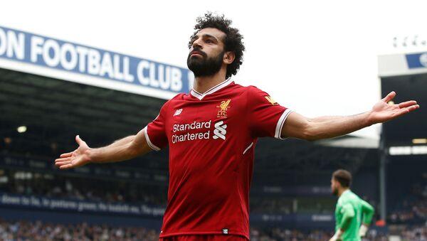 Liverpool-Muhammed Salah - Sputnik Türkiye