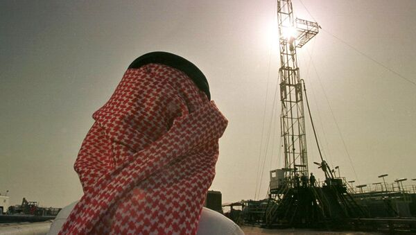 Suudi Arabistan devletinin petrol-gaz şirketi Aramco, Hovta petrol yatağı - Sputnik Türkiye