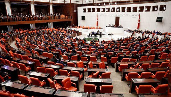 Türkiye Büyük Millet Meclisi (TBMM) - Sputnik Türkiye