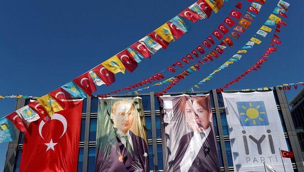İYİ Parti, Meral Akşener - Sputnik Türkiye