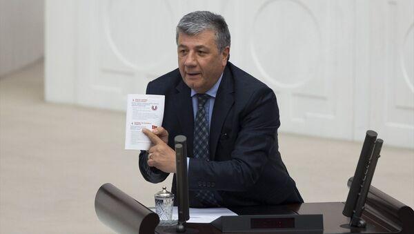 CHP Milletvekili Mustafa Balbay - Sputnik Türkiye