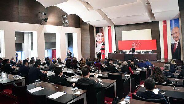 CHP Parti Meclisi (PM) - Sputnik Türkiye