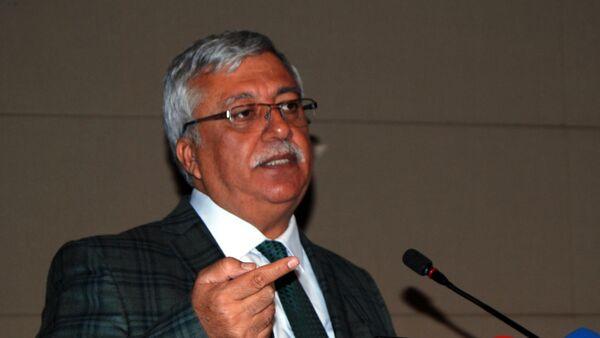 Radyo, Televizyon Üst Kurulu (RTÜK) Başkanı Prof. Dr. İlhan Yerlikaya - Sputnik Türkiye