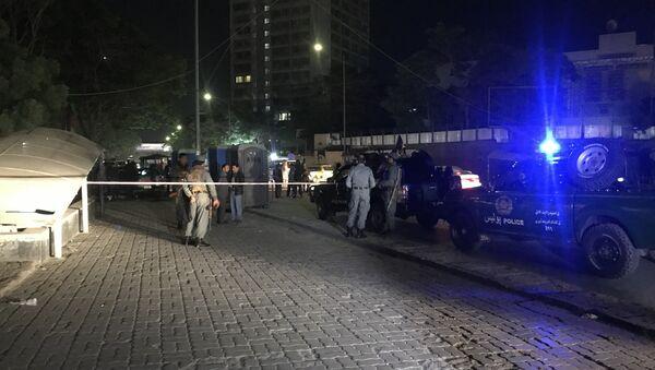 Kabil'de patlama - Sputnik Türkiye