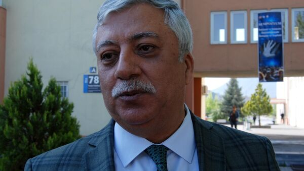 Radyo ve Televizyon Üst Kurulu (RTÜK) Başkanı Prof. Dr. İlhan Yerlikaya - Sputnik Türkiye