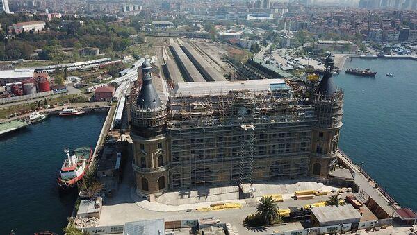 Haydarpaşa Garı - Sputnik Türkiye