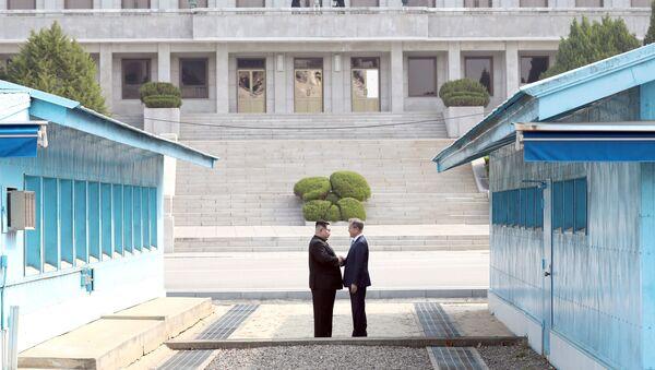 Güney Kore, Kuzey Kore - Sputnik Türkiye