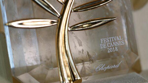 Cannes Film Festivali 2018- Altın Palmiye ödülü - Sputnik Türkiye