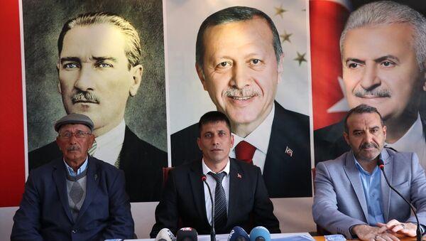 Soner Halisdemir - Sputnik Türkiye