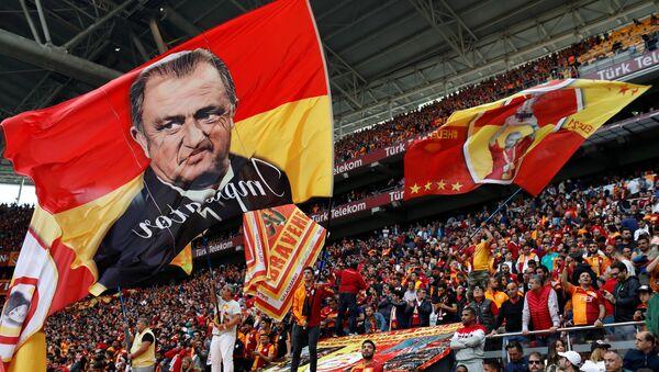 Galatasaray-Beşiktaş karşılaşması - Sputnik Türkiye